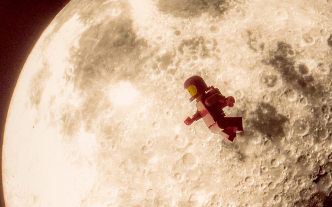 Lenny's spacewalk
