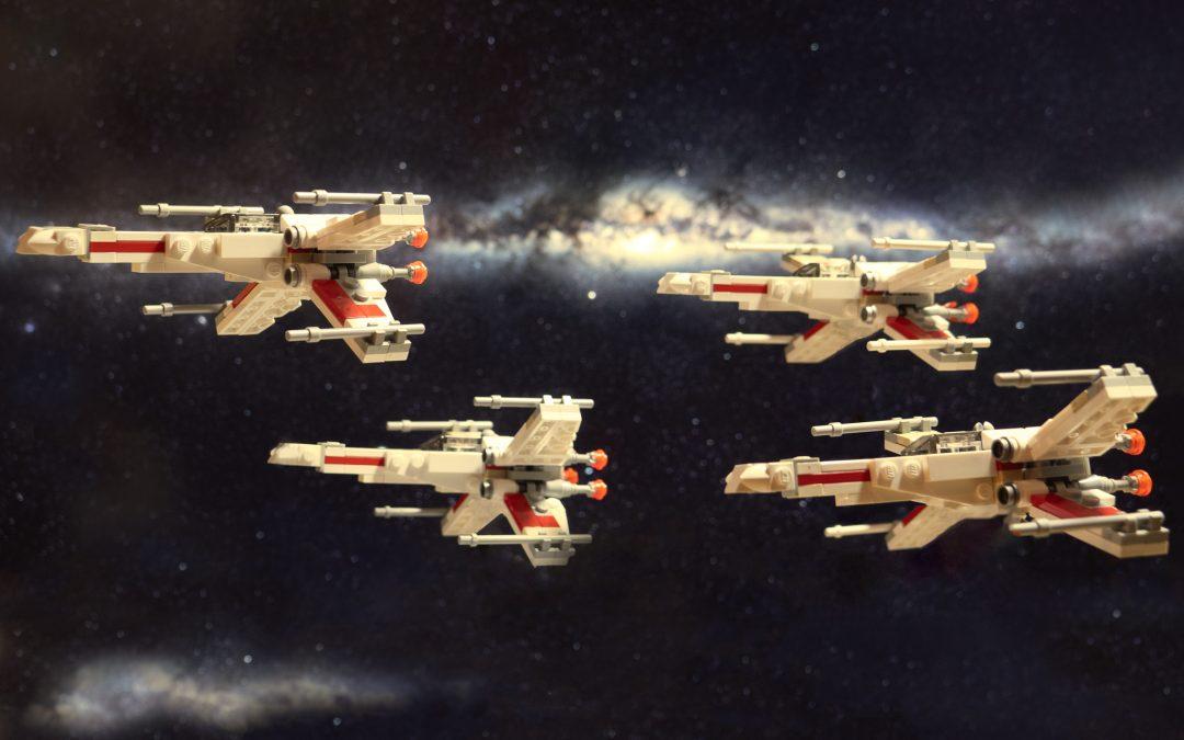 Starfighter minibuild