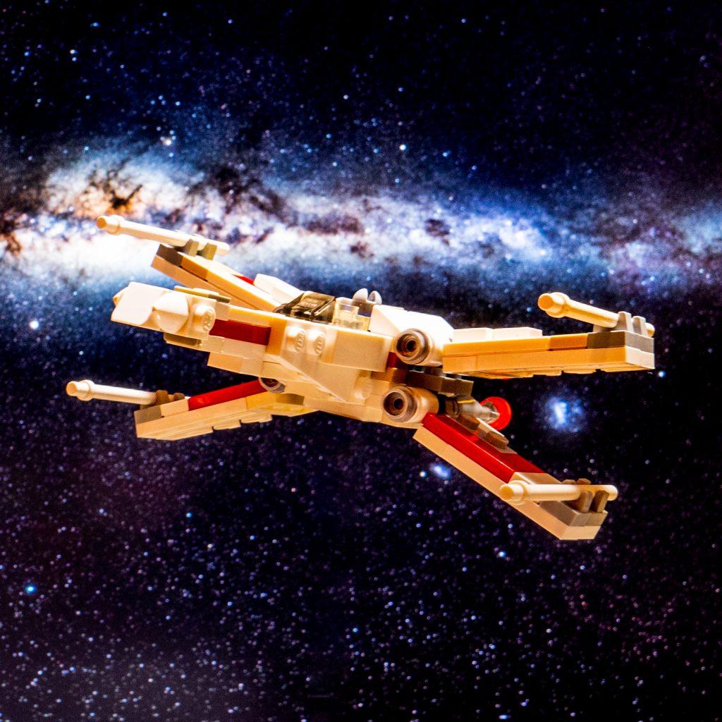 A starfighter